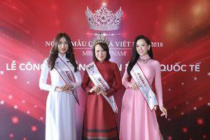 Quán quân Người mẫu quý bà Việt Nam đi thi một mình, được 2 con ủng hộ