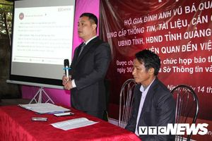 Người dân Quảng Ninh họp báo làm rõ việc thu hồi đất: Luật sư chỉ ra những điểm bất thường
