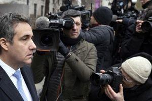 Bí mật của Tổng thống Mỹ có thể lộ khi Michael Cohen vào tù!