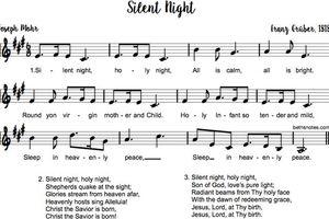 Áo kỷ niệm 200 năm ngày ca khúc Giáng sinh bất hủ 'Silent Night' ra đời