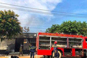 Cháy nhà hàng ở Đồng Nai, 6 người tử vong