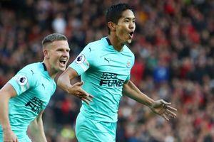 Tuyển Nhật Bản gọi bổ sung tiền đạo Newcastle United dự Asian Cup