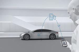 Chìa khóa xe hơi sắp được thay thế hoàn toàn bằng smartphone