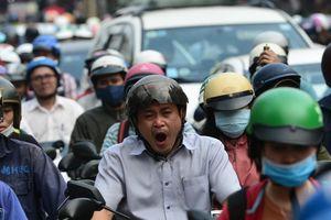 Nhiều tuyến đường ở trung tâm Sài Gòn bị hạn chế lưu thông cuối tuần