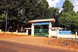 Gia Lai: Tạm giữ thầy giáo có hành vi dâm ô học sinh