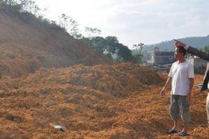 Yên Bái: 'Bom đất' treo trên đầu, người dân sống trong sợ hãi
