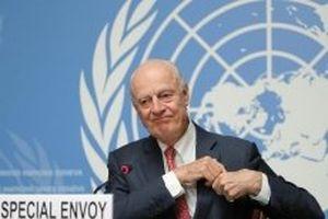 Đặc phái viên LHQ lạc quan về tiến trình chính trị Syria