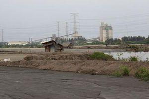 Vụ lấp sông làm cảng ở Bà Rịa - Vũng Tàu: Chưa hề được cấp phép