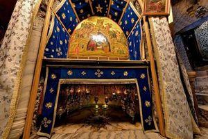 Khám phá thánh địa huyền thoại nơi Chúa Jesus ra đời