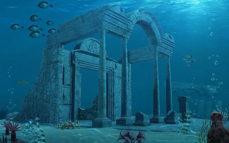 Tuyên bố chấn động về tung tích thành phố Atlantis huyền thoại