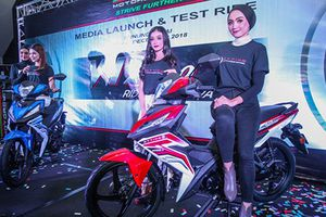 Xe máy Ottimo Viz 110 'nhái' Honda Winner giá 24 triệu đồng