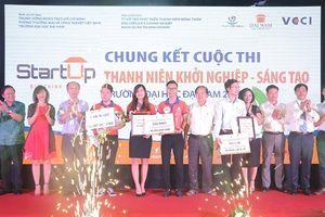 Dự án 'Hắc mộc heo' ĐH Đại Nam lọt Top 6 chung kết cuộc thi Khởi nghiệp quốc gia 2018