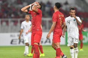 Cầu thủ Indonesia bị tố bán độ ở chung kết AFF Cup 2010