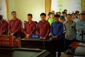Ngọc 'thẹo' và nhóm giám đốc, nhân viên công ty bảo vệ hỗn chiến lãnh án