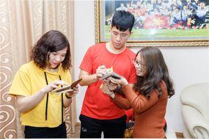 Trao thưởng 5,4 tỉ đồng cho đội tuyển Việt Nam