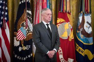 Bất đồng với Tổng thống Trump, Bộ trưởng Quốc phòng Mỹ từ chức