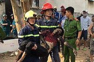 Chủ nhà hàng tử vong trong vụ cháy khiến 6 người chết