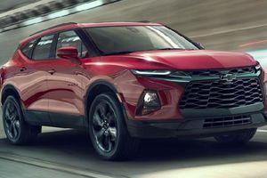 Chevrolet sắp ra mắt SUV mới tại Thái Lan