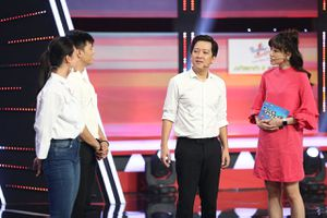 Trường Giang thử thách Hari Won dẫn chương trình Siêu Bất Ngờ một mình