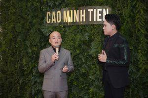 NTK trẻ Cao Minh Tiến 'se duyên' cho hội họa và thời trang