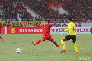 Asian Cup 2019: Sao Việt đọ sức sao châu lục