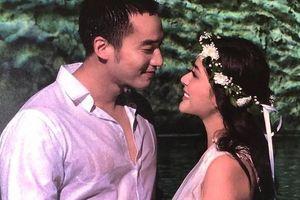 Chung Hân Đồng tiết lộ bộ ảnh cưới chụp dưới nước đẹp như mỹ nhân ngư hiếm ai sánh bằng