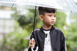 Mẫu nhí điển trai 'gây sốt' Vietnam Junior Fashion Week