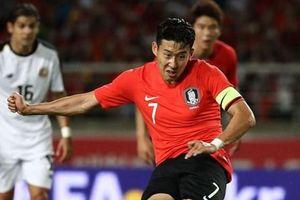 Hàn Quốc chốt danh sách tham dự vòng chung kết Asian Cup 2019