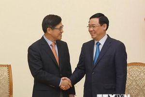 Tạo thuận lợi cho Samsung xây dựng Việt Nam thành cứ điểm toàn cầu