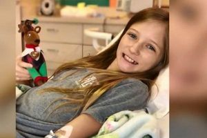 Clip: Khối u bất ngờ biến mất một cách kỳ diệu khỏi não bé gái 11 tuổi