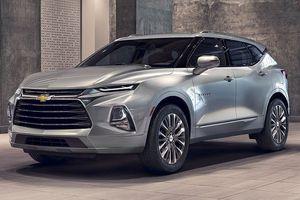 Chevrolet Blazer sẽ bán tại Thái Lan vào năm 2019, mở ra cơ hội cho người dùng Việt
