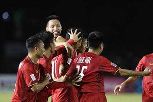 Tuyển Việt Nam nhận tiền tỷ khi dự ASIAN Cup 2019