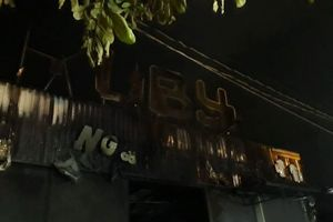 Tạm giữ chủ thầu sửa nhà hàng bị cháy làm 6 người tử vong