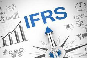 Công bố chứng chỉ phối hợp lập báo cáo tài chính quốc tế