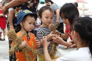 Hà Nội: Khánh thành sân chơi tái chế sáng tạo đầu tiên ở Đông Anh