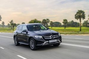 Mercedes-Benz Việt Nam triệu hồi gần 5 nghìn xe GLC do lỗi hi hữu