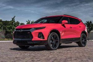 Chevrolet Blazer sắp bán tại Thái Lan, sẽ về Việt Nam
