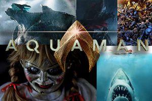 Điểm lại 21 trứng phục sinh trong 'Aquaman' mà có thể bạn đã bỏ lỡ (Phần cuối)