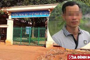 Gia Lai: Thầy giáo thể dục bị bắt vì nghi hiếp dâm học sinh