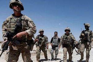 Mỹ rút một nửa số quân khỏi Afghanistan