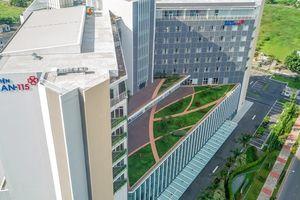 Cửa ngõ miền Tây TP HCM có bệnh viện 1.500 tỷ đồng