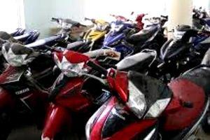 Cảnh giác với tội phạm trộm cắp xe máy tại các khu nhà trọ