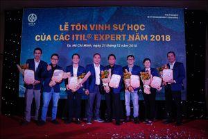 Việt Nam lần đầu đào tạo chuyên gia ITIL Expert