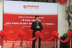 Vì sao Honda Việt Nam không biết lễ ra mắt xe máy điện Honda?