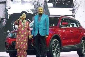 SUV của Proton là quân bài ngoại giao Trung Quốc - Malaysia