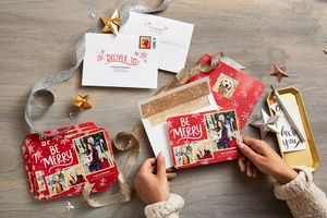 Tấm thiệp Giáng sinh đầu tiên trên thế giới ra đời ở nước nào?