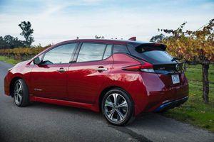 Nissan sẽ mang một mẫu xe hoàn toàn mới tới CES 2019