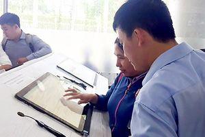 Bước tiến vượt bậc về cải cách thủ tục hành chính ngành công thương TP HCM