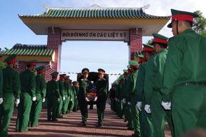 Gia Lai: Tổ chức Lễ đón truy điệu, an táng 45 hài cốt liệt sĩ