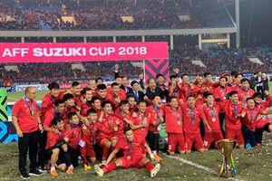 ĐT Việt Nam tiếp tục trong top 100 thế giới, giữ ngôi vị số 1 Đông Nam Á